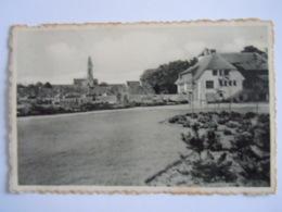 Tongerlo Torenhof Tuin Met Zicht Op De Abdij Gelopen 1957 Edit St. Norbertus Boekhandel - Westerlo