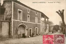 30* ARPAILLARGUES  Av De La Gare   MA100,1543 - Non Classés