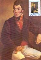 COLOMBIA   POST CARD GENERAL ANTONIO NARINO  MAXIMUM   (GENN200879) - Colombia