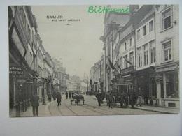 Namur La Rue Saint Jacques - Namur