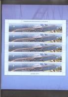 Russia  2019 Krymsky Bridge Overprint  Sheet In Booklet MNH - Neufs