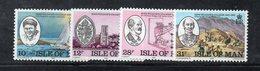 ISOLA DI MAN 1983 , Unificato Serie N. 233/236  ***  MNH . - Isola Di Man