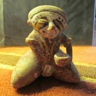 Pre Columbian Statue - Archéologie