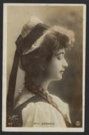 Mademoiselle Biennois - Paul Boyer - Paris - N° 1513 - 1911 - Artistes