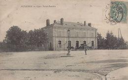 Auxerre : Gare Saint-Amatre - Auxerre