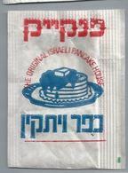 Suikerzakje.- THE OROGINAL ISRAELI PANCAKE HOUSE. Suiker Sucre Zucchero Zucker Sugar - Suiker