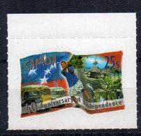 SAMOA - 40 YEARS OF INDEPENDANCE - 25s - 2002 - - Samoa