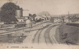 Auxerre : La Gare - Auxerre