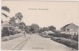 Cote D'ivoire Bingerville  (pas Courant) - Costa De Marfil