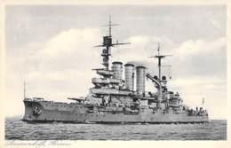 """Linienschiff """"Hessen"""" - Krieg"""