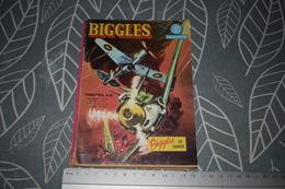 Biggles N° 16 Biggles En Danger 1966 - Biggles