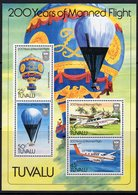 Tuvalu 1983 Bicentenary Of Manned Flight MS, MNH, SG 229 (BP2) - Tuvalu