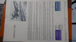 Lot De 39 Documents Philatéliques De 1986 Côte Catalogue 2003 : 438 Euros.PORT 8.95€ OFFERT. A Saisir !!! - Timbres