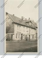 UNBEKANNT / Unknown, Häuseransicht, Schöne Strassenlaterne - Ansichtskarten