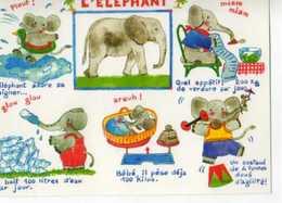 Monique GAURIAU Petite Histoire D'elephants - Altre Illustrazioni