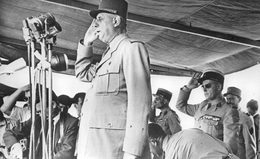 Putsch D'ALGER Ou Coup D'Etat Du 13 Mai 1958 - Le Général De Gaulle - Algiers