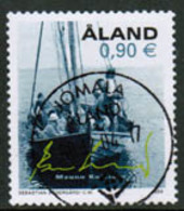 2004 Aland  M 233 Koivisto, My Aland Postally Used. - Aland