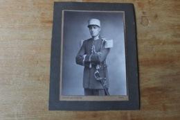 Lieutenant Du 1 Er Regiment De Tirailleur Marocain  En Tenue 1931  Rare  Par APERS - Guerra, Militari