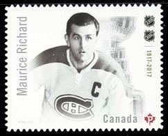 Canada (Scott No.3027 - Grands Légendes / Hockey / Great Legends) (o) - 1952-.... Reign Of Elizabeth II