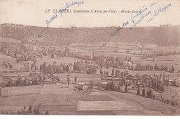 Le Clauzel. Commune D'Arsac En Velay. - France