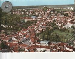 54 - Carte Postale Semi Moderne De  BRIEY  Vue Aérienne - Briey