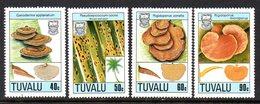 Tuvalu 1988 Fungi I Set Of 4, MNH, SG 530/3 (BP2) - Tuvalu
