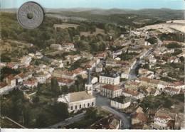 54 - Carte Postale Semi Moderne De  CIREY SUR VEZOUZE Vue Aérienne - Cirey Sur Vezouze