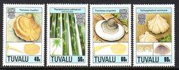 Tuvalu 1989 Fungi II Set Of 4, MNH, SG 554/7 (BP2) - Tuvalu