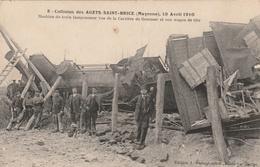 Agets-Saint-Brice ( Train Collision ) - France