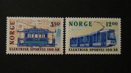 Norway - 1994 - Mi:NO 1163-4, Sn:NO 1067-8, Yt:NO 1120-1**MNH - Look Scan - Norwegen