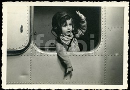 50s BABY BOY PLANE AVION AIRCRAFT PORTUGAL AT283 - Aviation