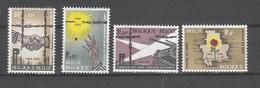 1965   N° 1329 à 1332  NEUFS**      CATALOGUE  YVERT&TELLIER - Belgio
