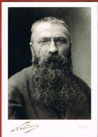 Auguste RODIN-1840-1917- Portrait Réalisé Par NADAR En 1891- CPM Musée RODIN 1997-Recto Verso - Sculture
