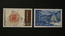 Norway - 1994 - Mi:NO 1154-5, Sn:NO 1061-2, Yt:NO 1111-2**MNH - Look Scan - Norwegen