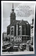 Gruss Aus München/ Petersturm/ Strassenbahn - Muenchen