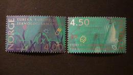 Norway - 1994 - Mi:NO 1159-60, Sn:NO 1065-6, Yt:NO 1116-7**MNH - Look Scan - Norwegen