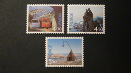 Norway - 1994 - Mi:NO 1156-8, Sn:NO 955-7, Yt:NO 1113-5**MNH - Look Scan - Norwegen