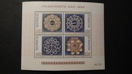 Norway - 1994 - Mi:NO BL21, Sn:NO 1069, Yt:NO BF21**MNH - Look Scan - Blocks & Kleinbögen