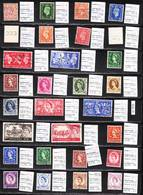 English Stamps 29 Pieces, EUR 55.95 (e 359) - Great Britain