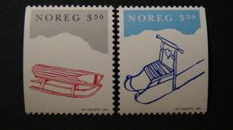 Norway - 1994 - Mi:NO 1170-1, Sn:NO 1070-1, Yt:NO 1127-8**MNH - Look Scan - Norwegen