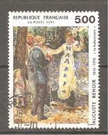 FRANCE 1991 Y T N ° 2692  Oblitéré Cachet Rond - Francia