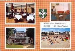 DINARD - Hôtel-Restaurant De La Marjolaine - Dinard