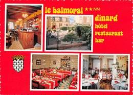 DINARD - Bar-Hôtel-Restaurant Le Balmoral - Lambinon-Carrère Propriétaire - Dinard