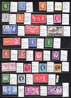 English Stamps 30 Pieces, EUR 44.10 (e 360) - Great Britain