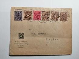 Deutsche Briefumschlag - [7] République Fédérale