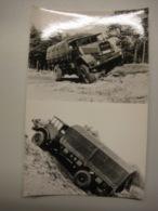 Camion M.A.N. Vrachtwagen      Belgisch Leger Armee Belge - Manoeuvres