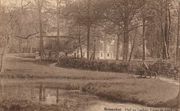 BOISSCHOT / Booischot - Hof Ter Laeken - Langs De Dreef - 1936 - Heist-op-den-Berg