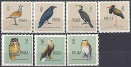 POLSKA - POLONIA - 1960 - Lotto Di 7 Valori Nuovi MNH: Yvert 1070/1075 E 1077. - 1944-.... Repubblica