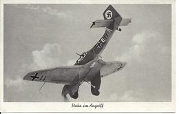 Avion Armée Allemande Stuka - Weltkrieg 1939-45