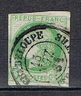 Cérès N°17 Oblitération Guadeloupe - Cérès